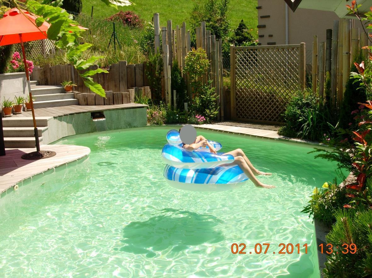 Constructeur de piscine naturelle, bassin de jardin ...